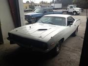 1973 Plymouth 440 Plymouth Barracuda Cuda