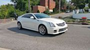 2011 Cadillac CTSV Coupe 2-Door