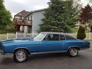 1970 Chevrolet Monte Carlo SURVIVOR CAR