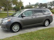 2014 Toyota Sienna Limited Mini Passenger Van 4-Door