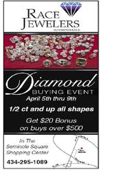 Cash for Diamonds